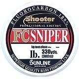 SUNLINE/サンライン Shooter FC SNIPER/シューターFCスナイパー 300m 12-20lb