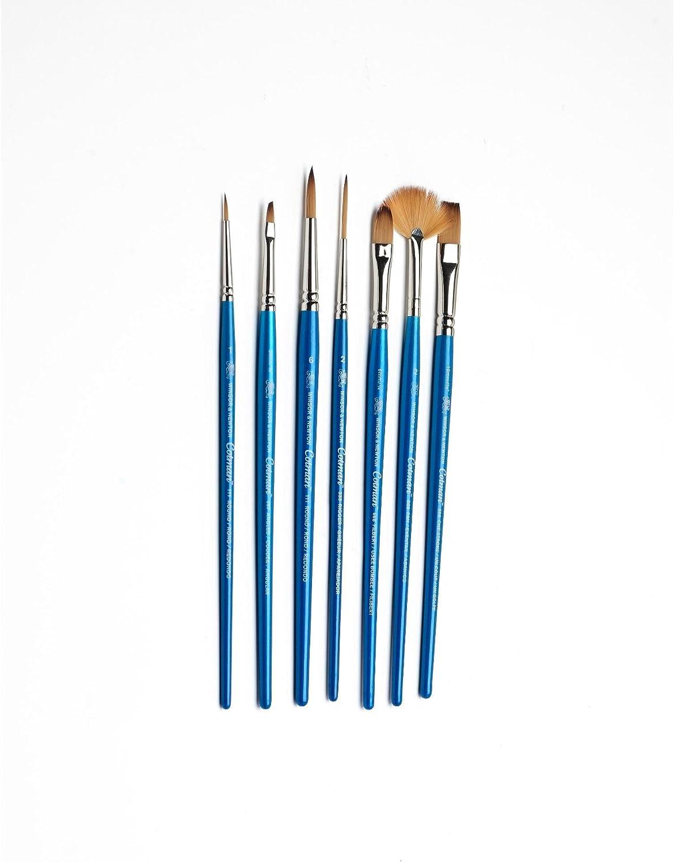 "Winsor /& Newton Cotman 1//2/"" Angled Level 1 Watercolor Paintbrush"