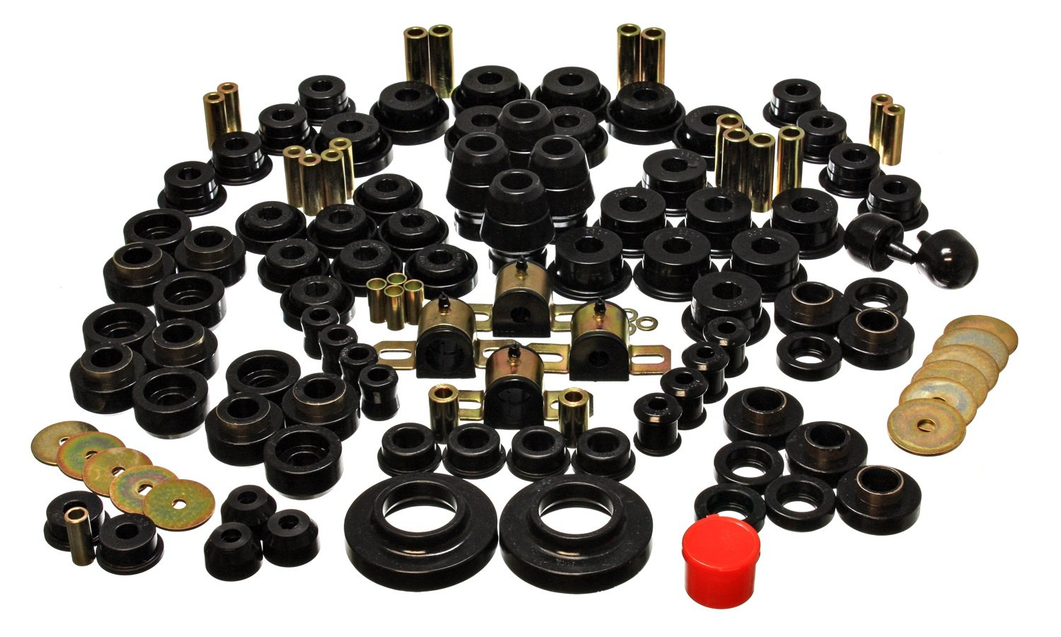 Energy Suspension 2.18107G Master Set for Jeep TJ