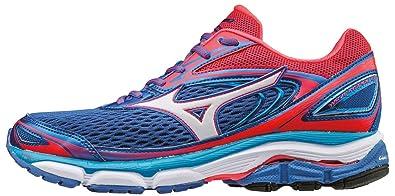 Mizuno Wave Inspire 13 Damen Laufschuhe blue Größe 40,5