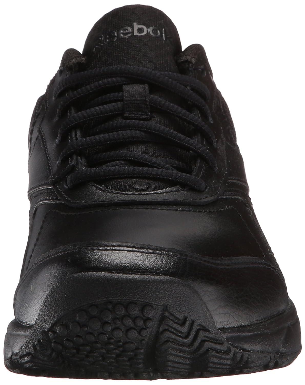 Reebok Women's Work 'N B010V6I310 Cushion 2.0 Walking Shoe B010V6I310 'N 5 D US|Black/Black 404297