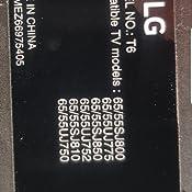LG T6 - Kit de sujección: Amazon.es: Informática