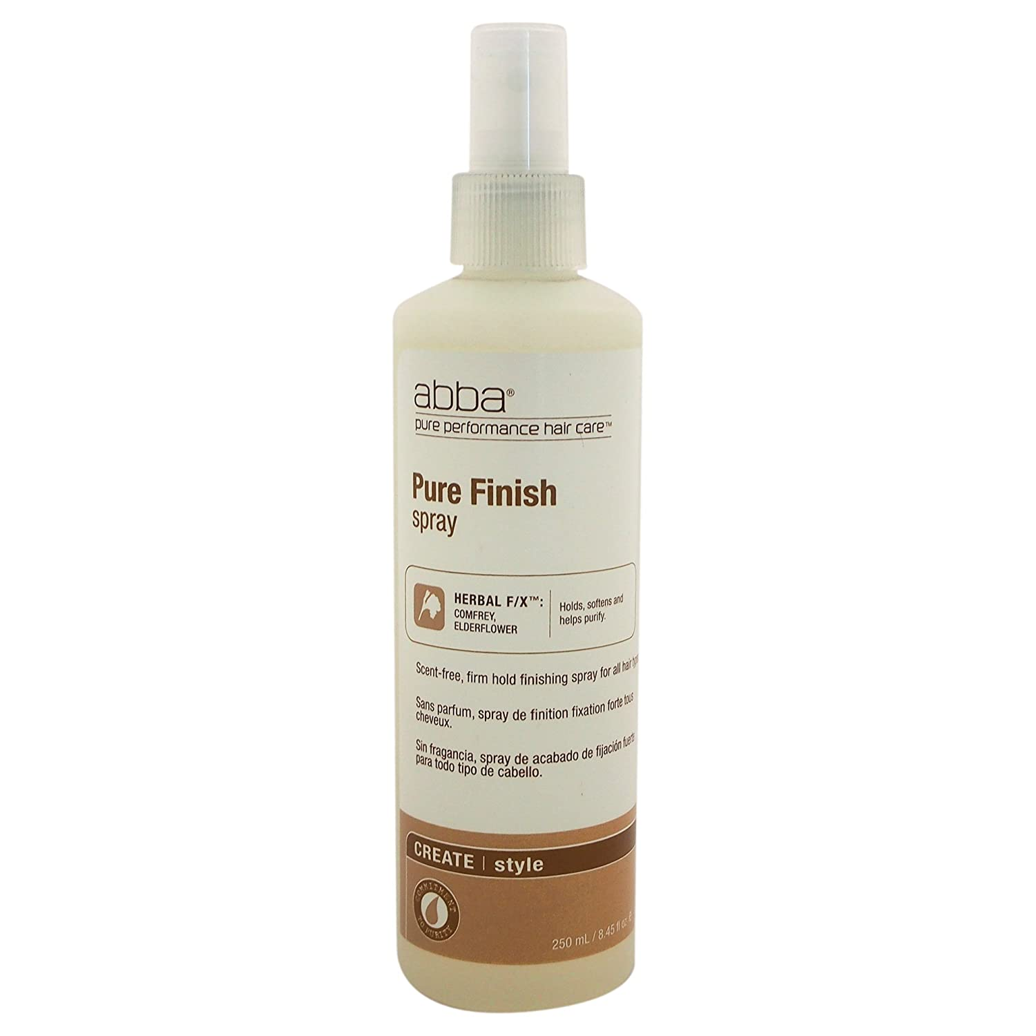 Abba Pure Finish Spray (8 oz)