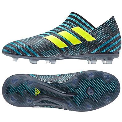7b46d9feb adidas Kids Nemeziz 17+ 360AGILITY FG Junior Soccer Cleats (Sz. 6) Energy