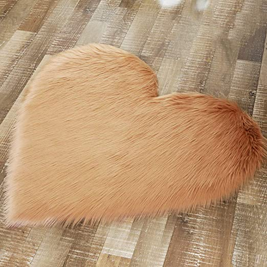 Amazon.com: APICK - Alfombra de piel de oveja sintética con ...