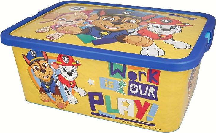 Stor Caja Click 13 L | Patrulla Canina Boy Plain: Amazon.es: Juguetes y juegos