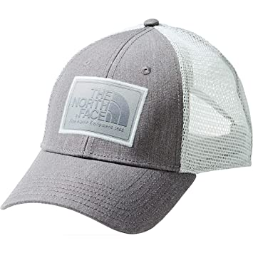 The North Face Mudder Trucker - Gorra, Hombre, Gris (TNF Medium Heather/High Rise Grey), Talla Única: Amazon.es: Deportes y aire libre