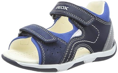 d0556a2823 Geox B Sandal Tapuz Boy B, Sandalias para Bebés, Azul (Navy/Royal C4226),  23 EU: Amazon.es: Zapatos y complementos
