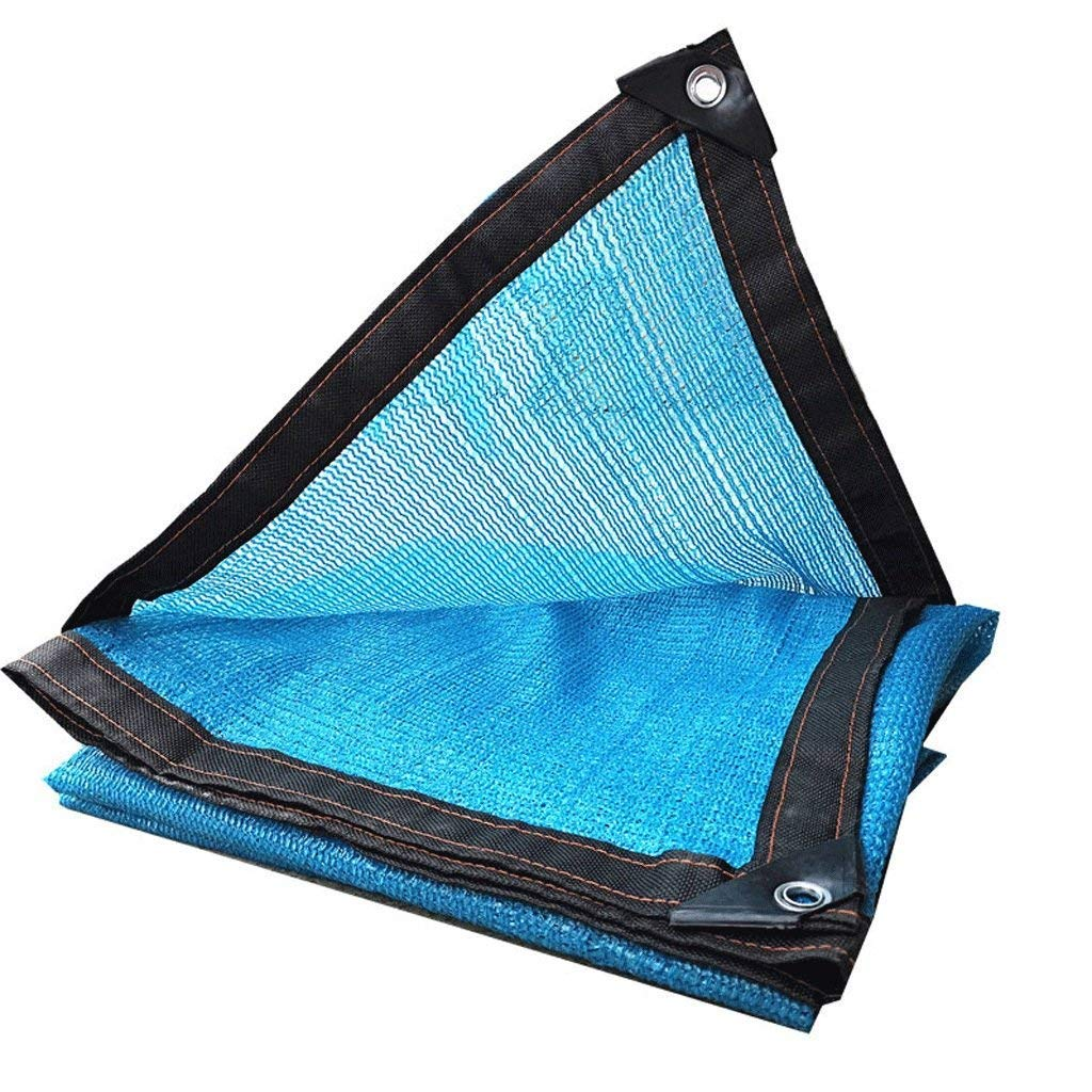 LQQFF Sunshade net Sonnencreme-Verschlüsselung Verdickung Isolationsnetz Balkon Garten Sonnenschutz Sonnenschutz Tragbarer Sonnenschirm