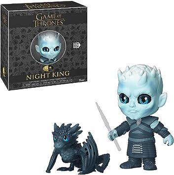 Funko 37776 5 Star: Juego de Tronos S10: Night King Figura ...