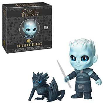 Funko 37776 5 Star: Juego de Tronos S10: Night King Figura Coleccionable