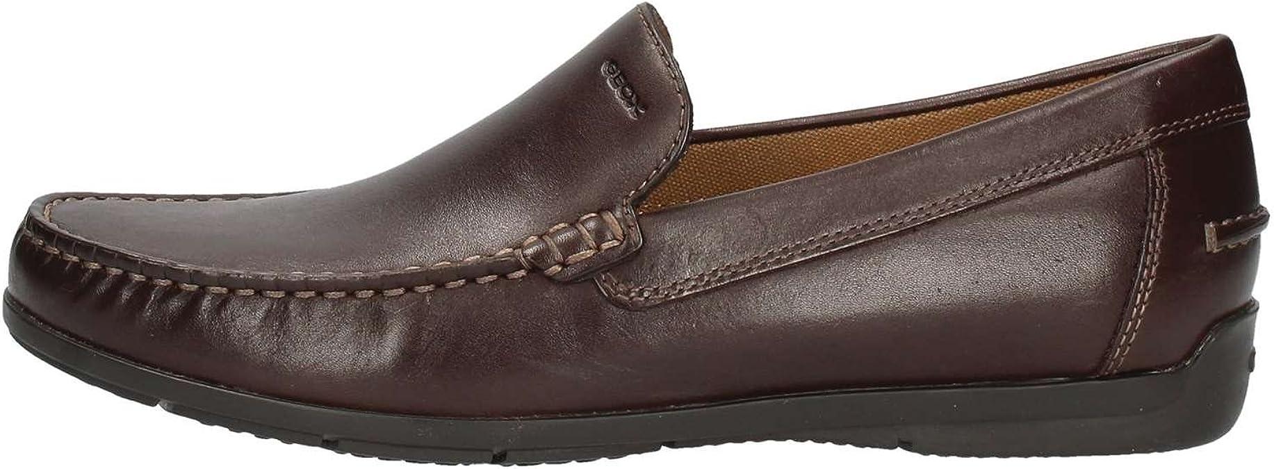 Homme Loafers Mocassins Geox U Leitan C