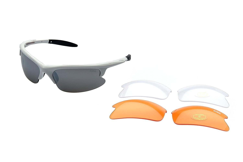 Sonnenbrille Radbrille Schutzbrille Kontrastverstärkt Ravs Sportbrille