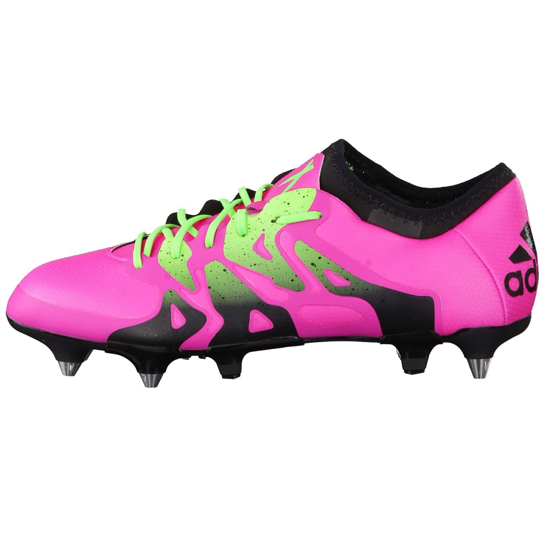 adidas Herren X 15.1 Sg Fußballschuhe Pink