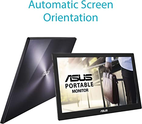 Asus Mb168b 39 6 Cm Led Monitor Computers Accessories