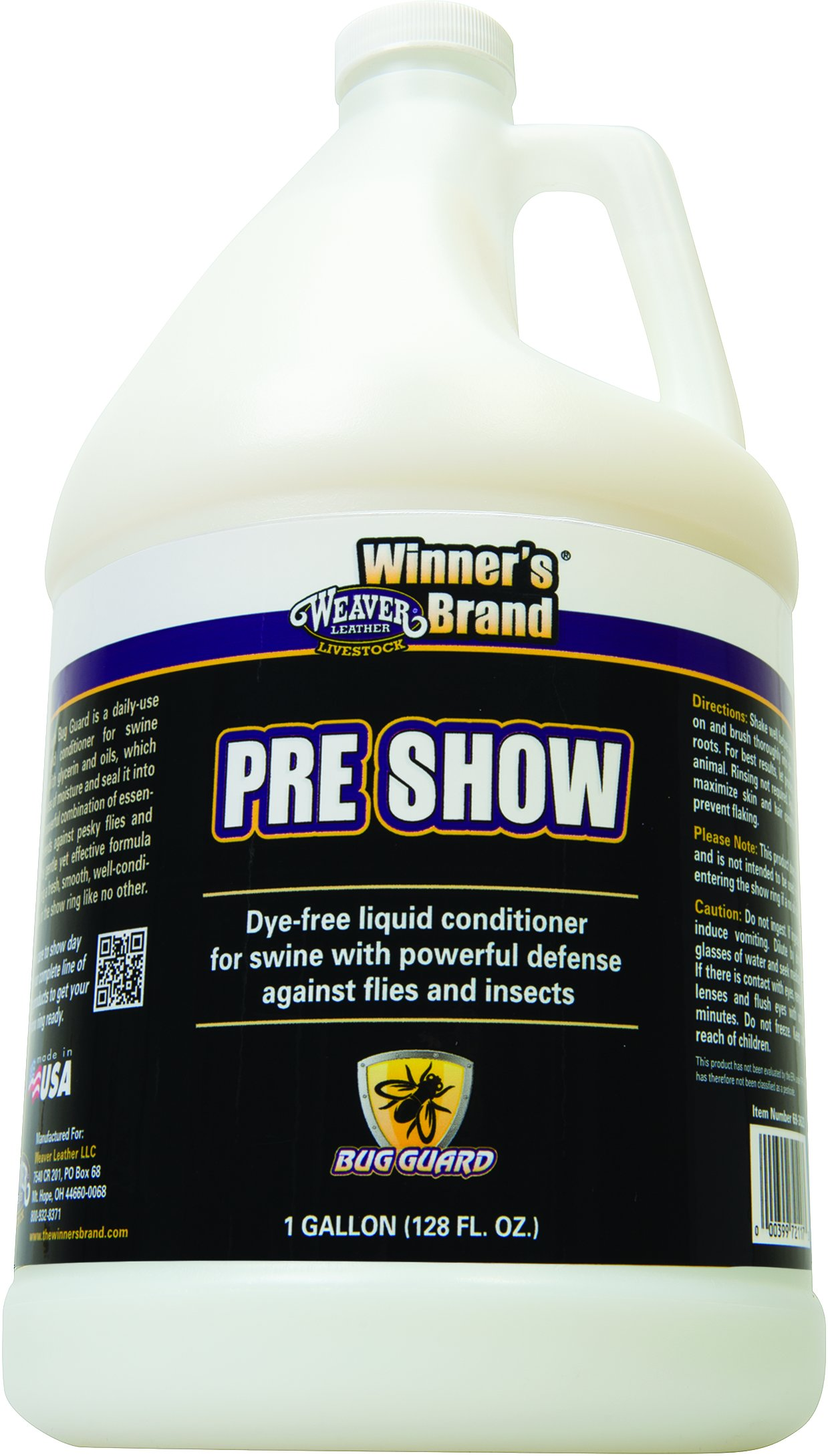 Weaver Leather Livestock Pre Show with Bug Guard by Weaver Leather
