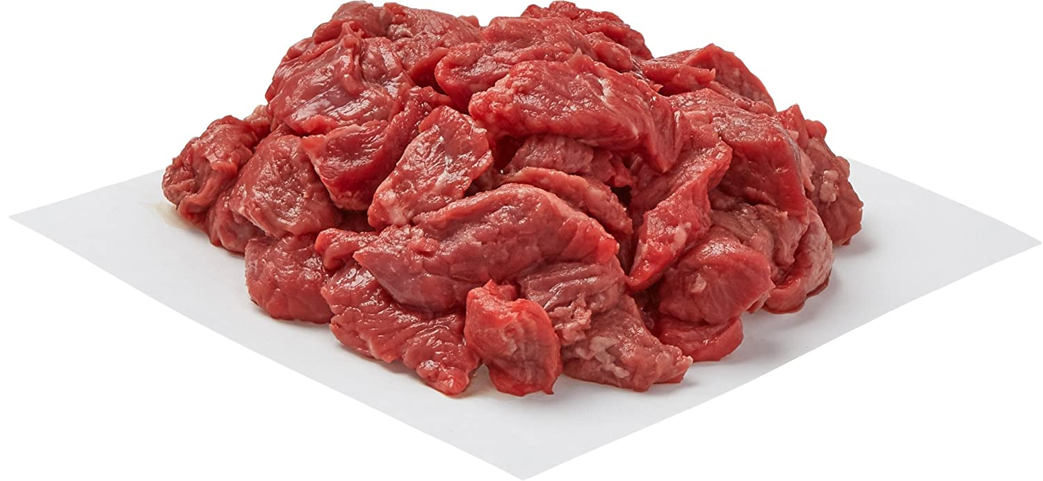 USDA Choice Beef Stew Meat, 1 lb