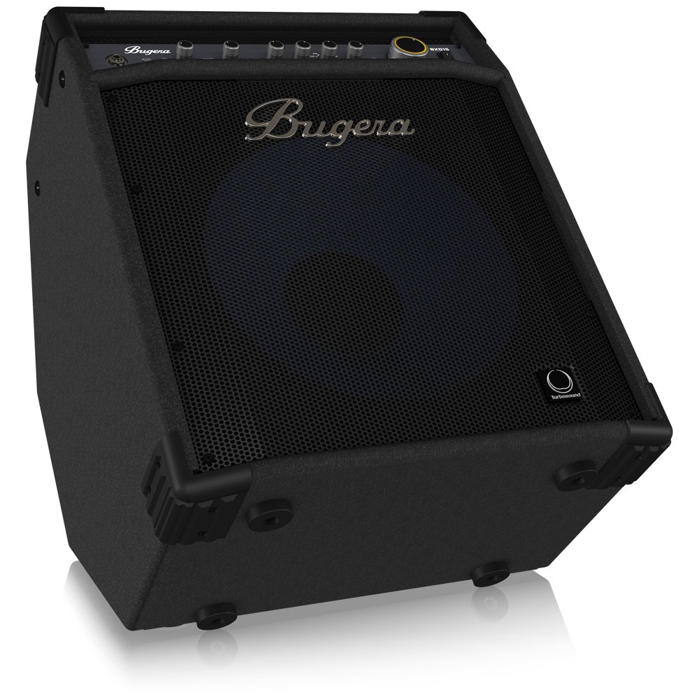 Amazon.com: BUGERA BXD15A 1000-Watt 2-Channel Bass Amplifier with 15