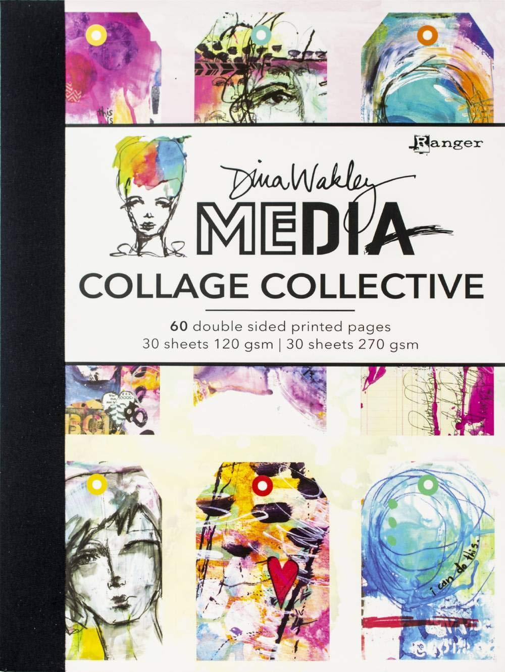 Ranger RGRMDA.66095 DWM Media Collage Collective