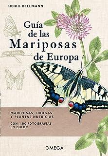 GUIA CAMPO DE MARIPOSAS ESPAÑA Y EUROPA GUIAS DEL NATURALISTA-INSECTOS Y ARACNIDOS: Amazon.es: HIGGINS, RILEY: Libros