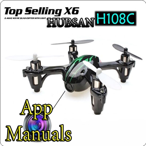 HUBSAN X4 H107C y TOP SELLING X6: Amazon.es: Appstore para Android