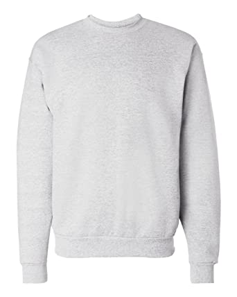 316748fa Hanes ComfortBlend EcoSmart Crew Sweatshirt at Amazon Men's Clothing ...