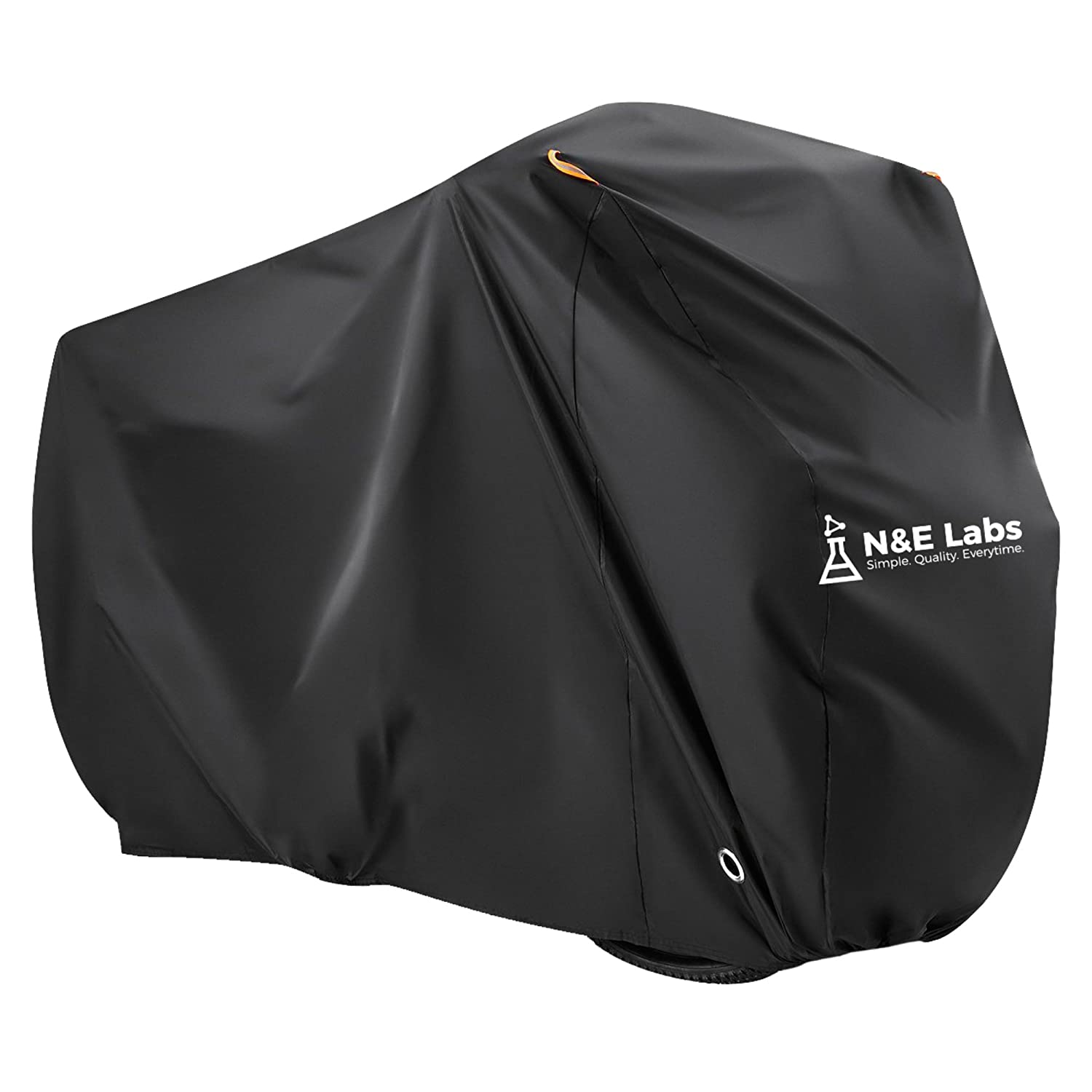 Amazon.com : Bike Cover Waterproof Outdoor Bicycle Storage for 2 ...