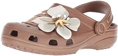 6e1cc37addc3c Crocs Classic Botanical Floral Clog