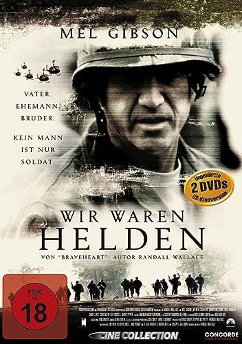 Wir waren Helden (FSK 18) [2 DVDs]: Amazon.de: Mel Gibson