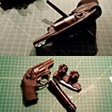 Fantastic addition to my Ruger LCR 357. ClipDraw is a wonderful company.