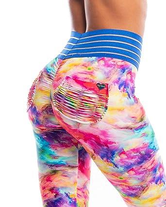 239b27f0234a45 Cute Booty - Cirque Du Soleil Active Booty Women's Leggings Scrunch Pockets
