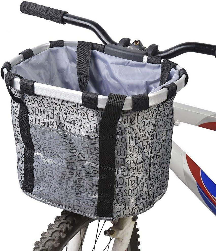 GLE2016 Bike Basket For Dogs
