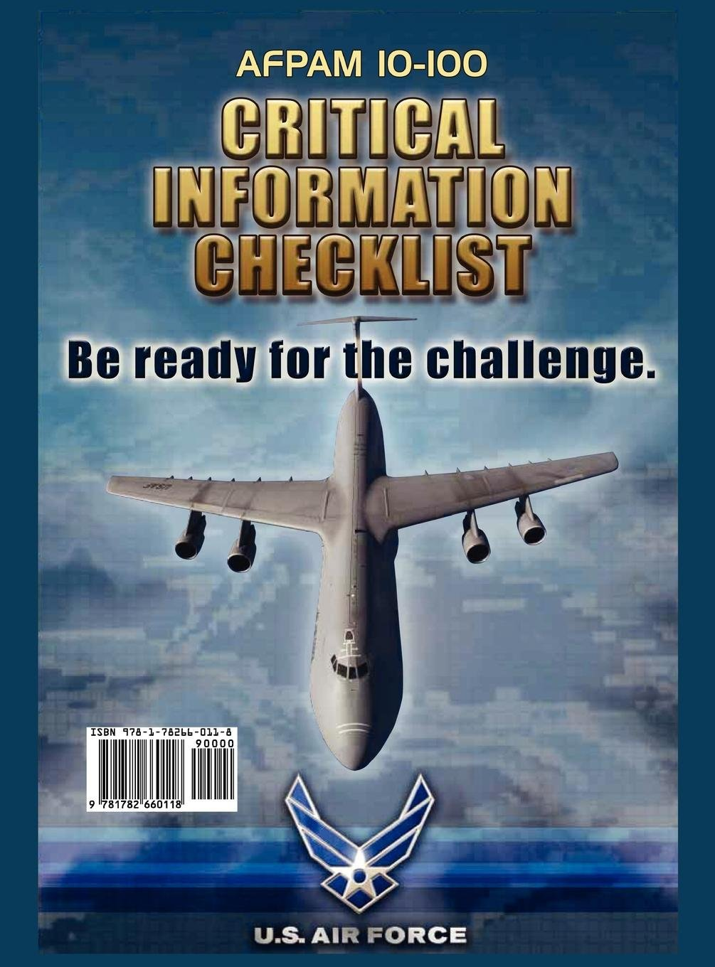 Airman's Manual Afpam 10-100. 01 March 2009, Incorporating Change 1, 24  June 2011: United States Air Force: 9781782660118: Amazon.com: Books