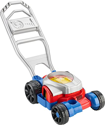 Amazon.com: Cortacésped Fisher-Price de burbujas ...