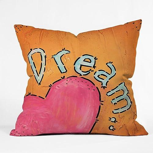 Deny Designs Isa Zapata Dream Throw Pillow, 26 x 26