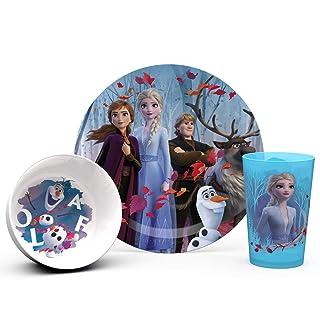 Zak Designs Frozen 2 Plate Set