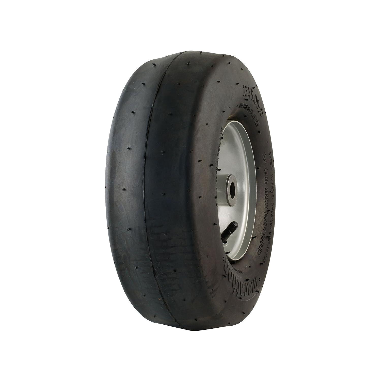 MARASTAR 20302 Universal Fit 13x5.00-6 Lawnmower Tire/Wheel Assembly
