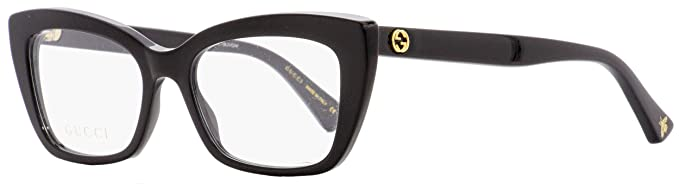 Gucci GG0165O Womens Fashion Eyeglasses 51 mm