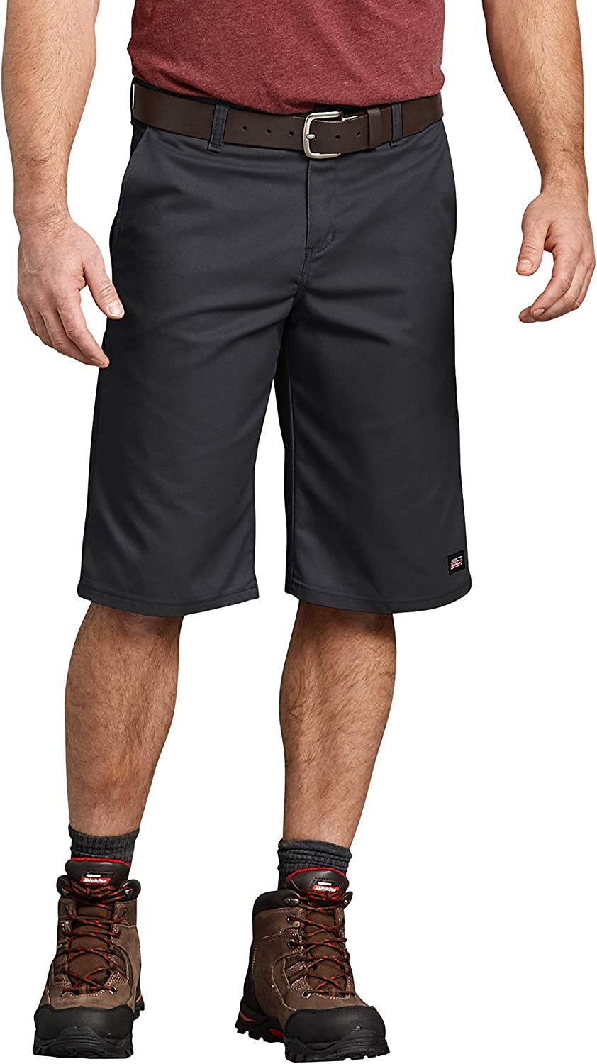 "Dickies Men's Big & Tall 13"" Relaxed Fit Flex Multi-Use Pocket Short"