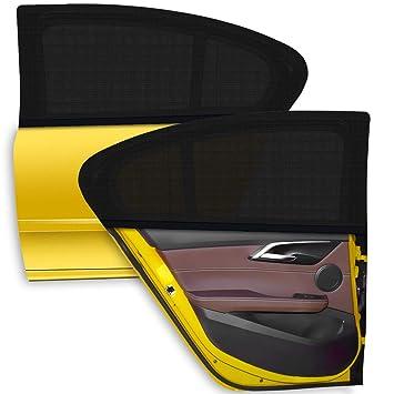 Wearxi Sonnenschutz Auto Baby Mit Uv Schutz 2 Stück Auto Sonnenschutz Autofenster Seitenfenster Windowsox Sonnenblende Sonnenschutzrollo Auto Accessories Kinder Uv Sonnenschutz Autos 40 X 20 Inch Baby