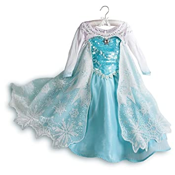 Frozen Princess Elsa Costume  sc 1 st  Amazon.ca & Frozen Princess Elsa Costume: Amazon.ca: Toys u0026 Games