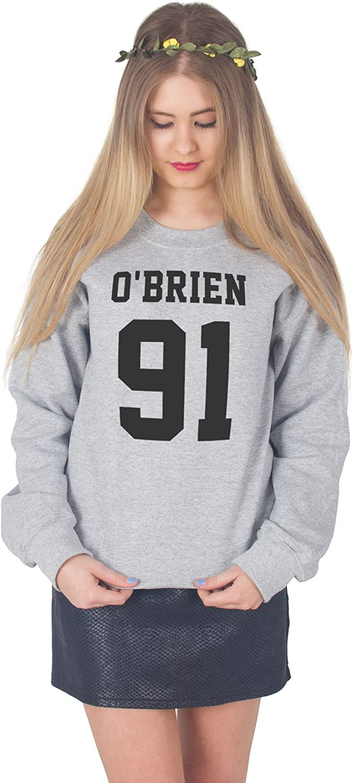 Sanfran OBrien 91 Pullover