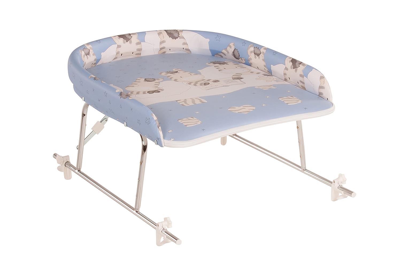 eule Geuther Kindermöbel 4815 031 Geuther Wickelaufsatz für Badewannen
