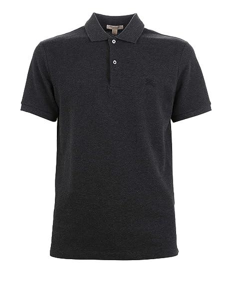 Burberry 3975690 - Polo para Hombre (algodón), Color Gris - Gris ...