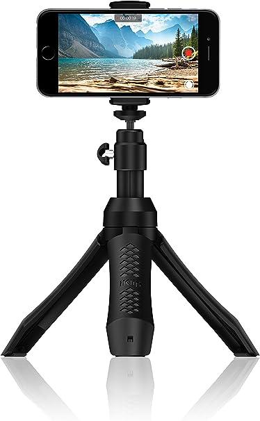 IK Multimedia iKlip Grip Pro multifunción trípode y Selfie Stick ...
