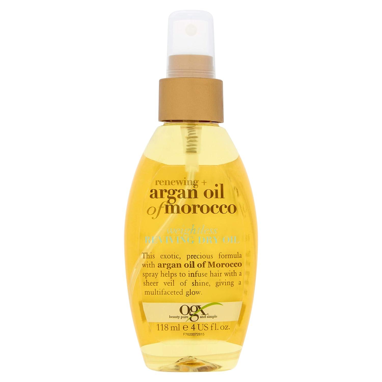 ORGANIX Ogx Huile Sèche Argan Oil Morocco 118 ml 97620