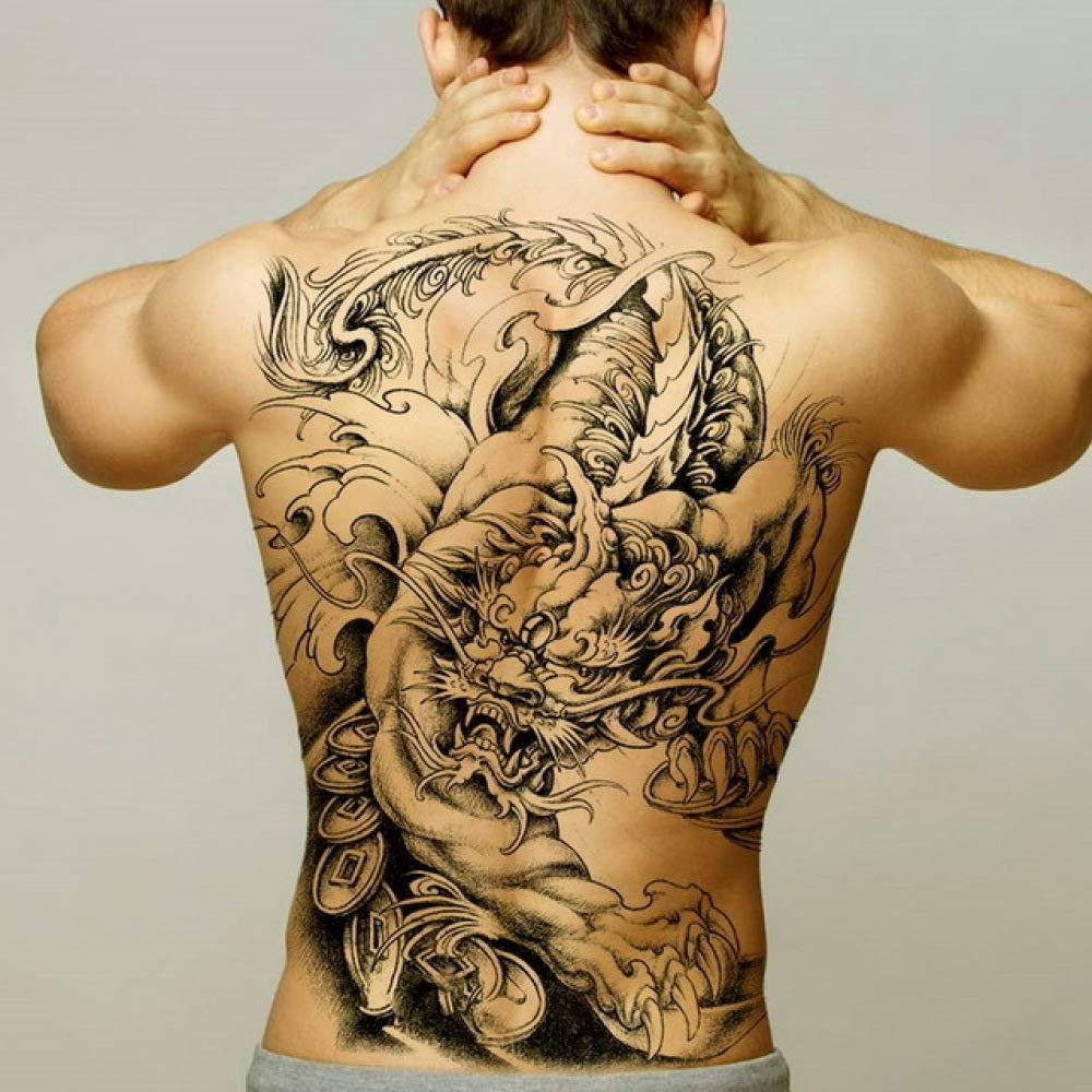 Handaxian Tatuaje del Cuerpo de los Hombres del Tatuaje de la ...