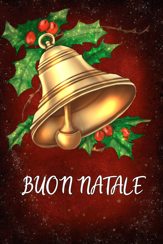 Immagini Di Copertina Di Natale.Buon Natale Diario Di Natale Copertina Rossa Con Tema Fiocco Di Neve Press Jolly Names 9781705433539 Amazon Com Books