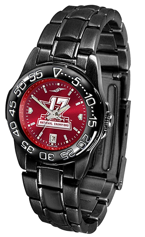 Alabama Crimson Tide 2017 National Champions腕時計 – Ladies fantomsport Anochrome B0791HBC9X