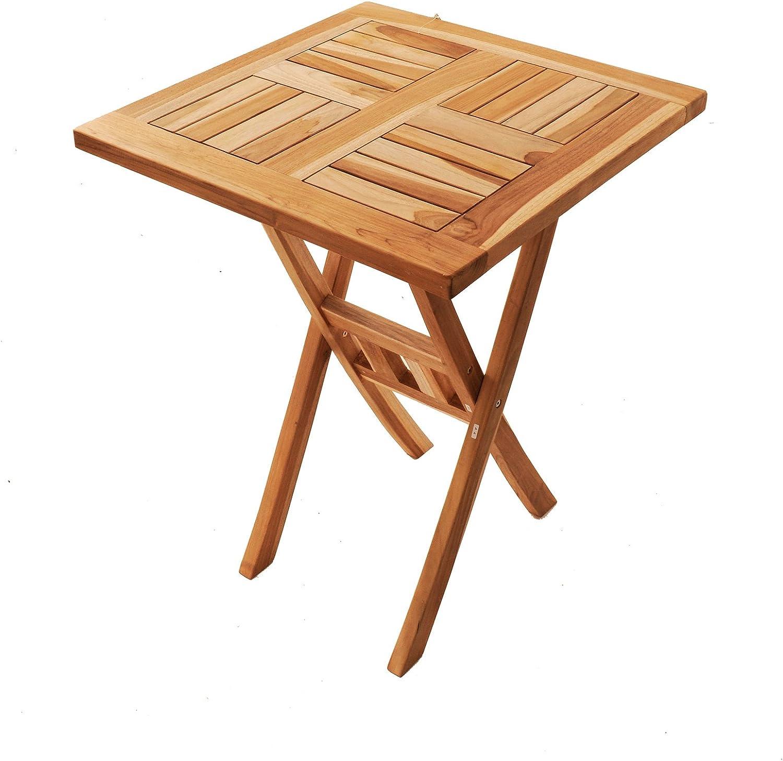Klapptisch mit 4 Stühlen aus massiver, geölter Eiche 150 x 95 cm